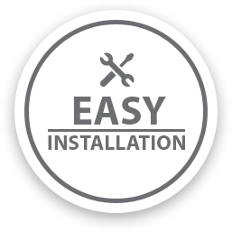 Installation facile